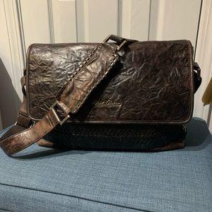 Robert Graham Haywood Messenger bag